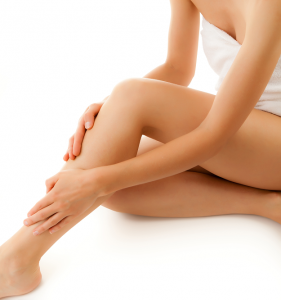 Un auto massage jambes... D'accord, mais pourquoi