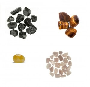 4 pierres qui vous protègent... Lithothérapie