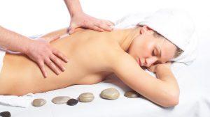 Massage dorso lombaire